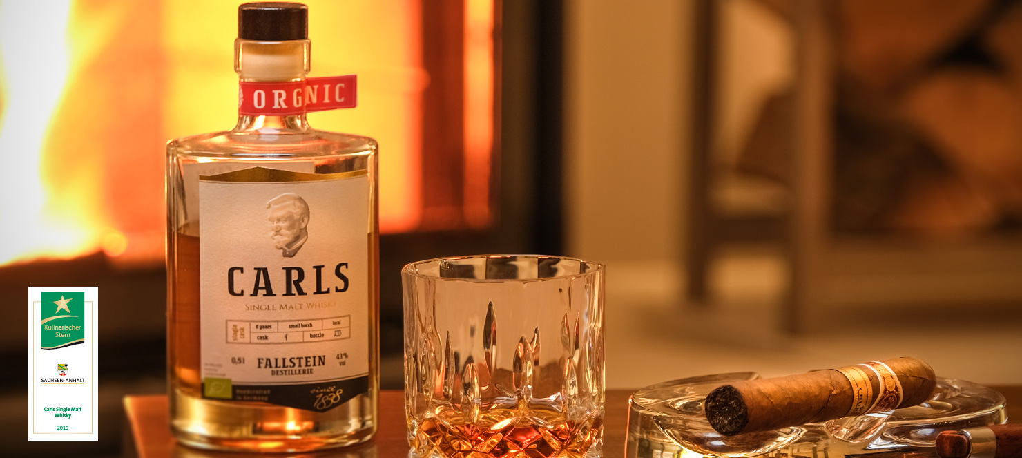 Carls Whisky Single Malt - Ausgezeichnet